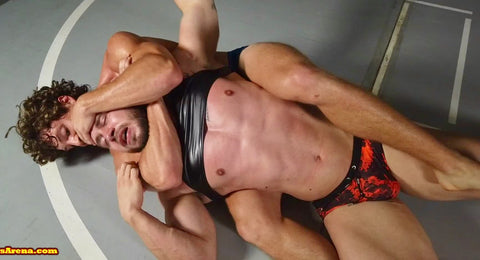 body scissor sleeper hold
