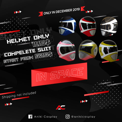 HELMETS SALE ANIKI 2020 IN SPACE
