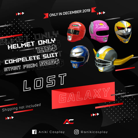 HELMETS SALE ANIKI 2020 LOST GALAXY