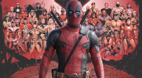 x men deadpool m day