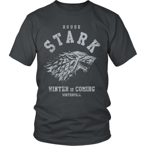 House Stark: Winter is Coming T-Shirt