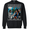 jesus superhero Ugly Xmas Sweater