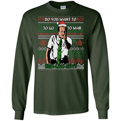 Buhlahkay Ugly Christmas Sweater