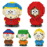 South Park iBlock Figure Kits