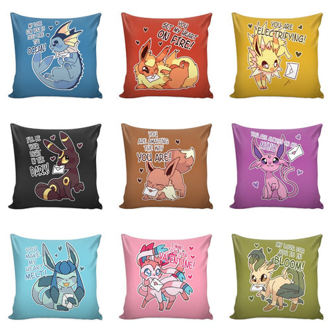 Eevolution Love Pillows LIMITED EDITION