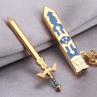 Master Sword Pendant Necklace