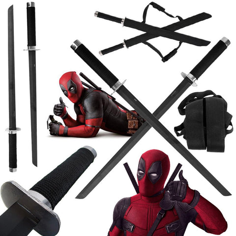 Deadpool Twin Swords Replica
