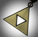 Triforce Necklace Pendant 60%OFF TODAY