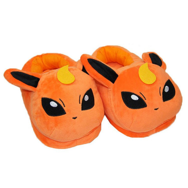 Poke Plush Slippers - 25% OFF TODAY