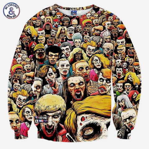 Zombies Sweatshirt