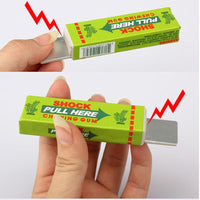 Electric Shock Chewing Gum Trick Toy