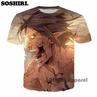 Attack on Titan Graphic Tee 2