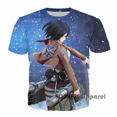 Attack on Titan Graphic Tee 3