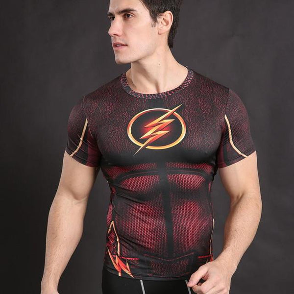 Superhero Armor Skin Dry-Fit Tees 2