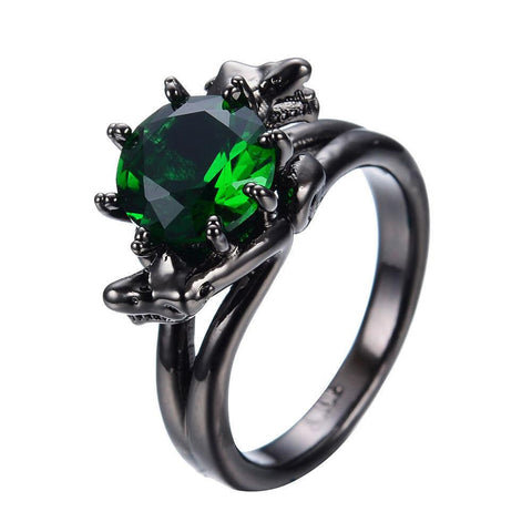 Slytherin House Ring