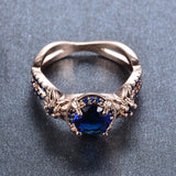 Eagle House Ring