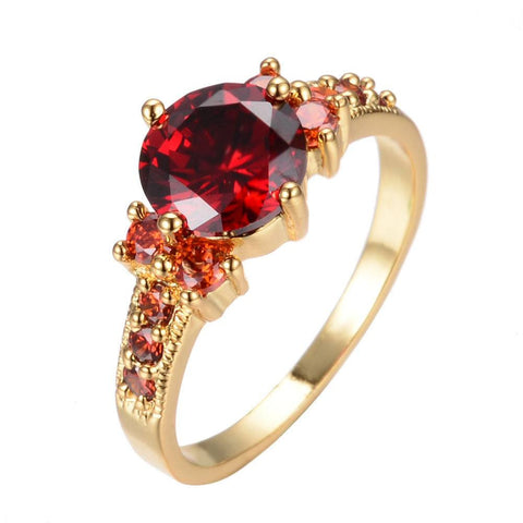 Gryffindor House Ring