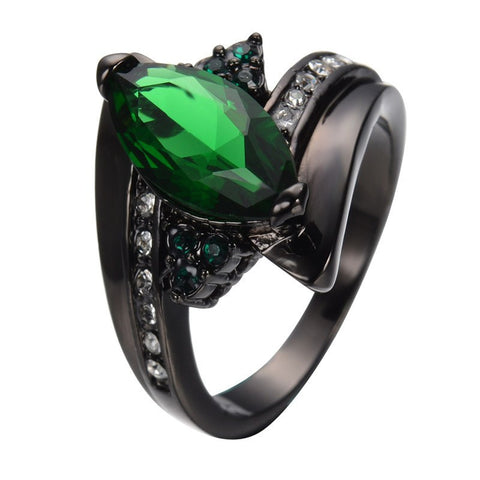Slytherin House Ring v2