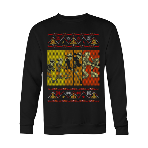 Ninja Evolution Christmas Sweater LIMITED EDITION