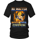 Never, EVER, Give Up LIMITED EDITION