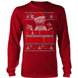 Tis The Season Ugly Christmas Sweater LIMITED EDITION