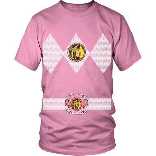 Pink Ranger - Ugly Sweater LIMITED EDITION