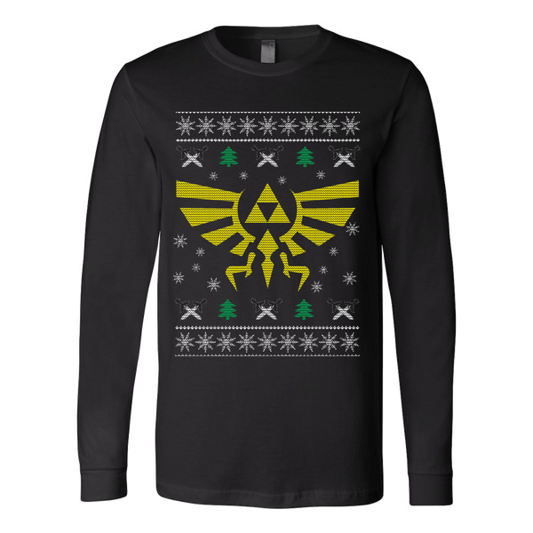 Triforce Ugly Xmas Sweater LIMITED EDITION