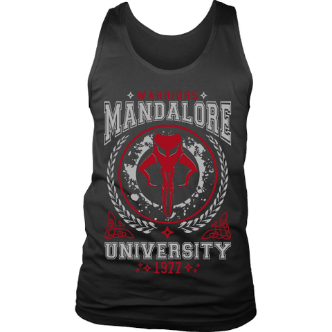 Mandalore University LIMITED EDITION