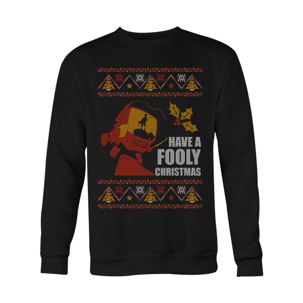 Fooly Christmas Sweater LIMITED EDITION
