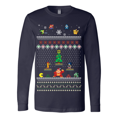 Smash Bros Ugly Xmas Sweater LIMITED EDITION