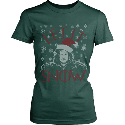 Let It Snow Ugly Sweater
