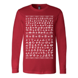 Catch'm All Ugly Xmas Sweater LIMITED EDITION