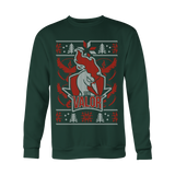 Team Valor Xmas Sweater LIMITED EDITION