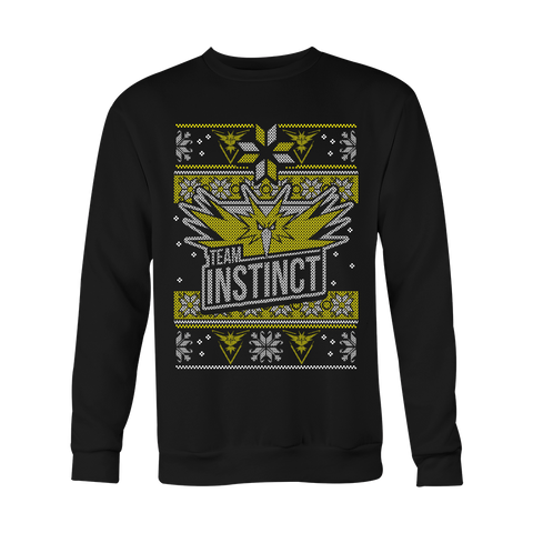 Team Instinct Xmas Sweater LIMITED EDITION