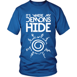 Demons Hide LIMITED EDITION