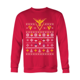 Team Instinct Retro Sweater LIMITED EDITION