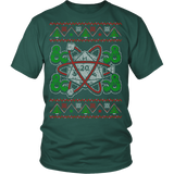 Die Molecule Christmas Sweater LIMITED EDITION