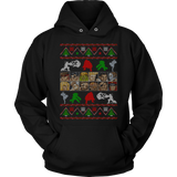 World Warriors Ugly Xmas Sweater LIMITED EDITION