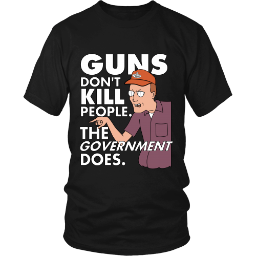 Guns Don't Kill People LIMITED EDITION