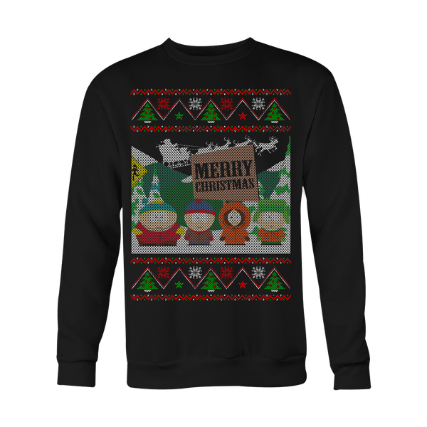 South Park Xmas Ugly Christmas Sweater LIMITED EDITION