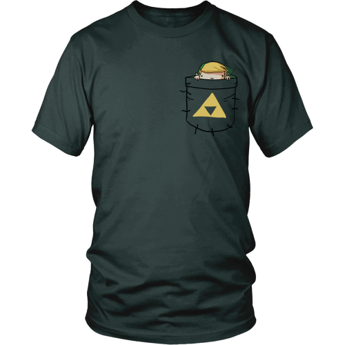 Legend of Zelda Tee Top
