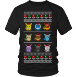 Eevolution Ugly Xmas Sweater LIMITED EDITION
