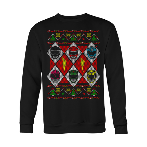 OG Rangers Ugly Xmas Sweater LIMITED EDITION