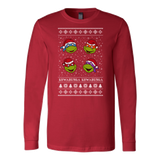 Kowabunga Ugly Sweater LIMITED EDITION
