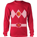 Red Ranger  - Ugly Sweater LIMITED EDITION