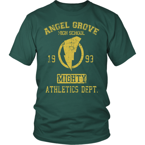 Angel Grove High School LIMITED EDITION
