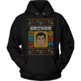 Archer Christmas Ugly Sweater LIMITED EDITION