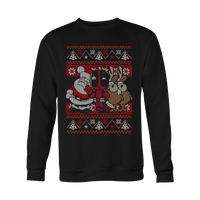 Chibi Pool Xmas Sweater LIMITED EDITION