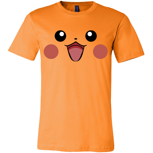 Pika Face LIMITED EDITION
