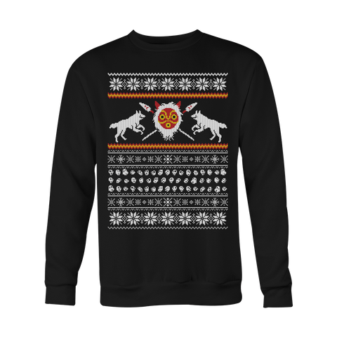 Mononoke Xmas Sweater LIMITED EDITION
